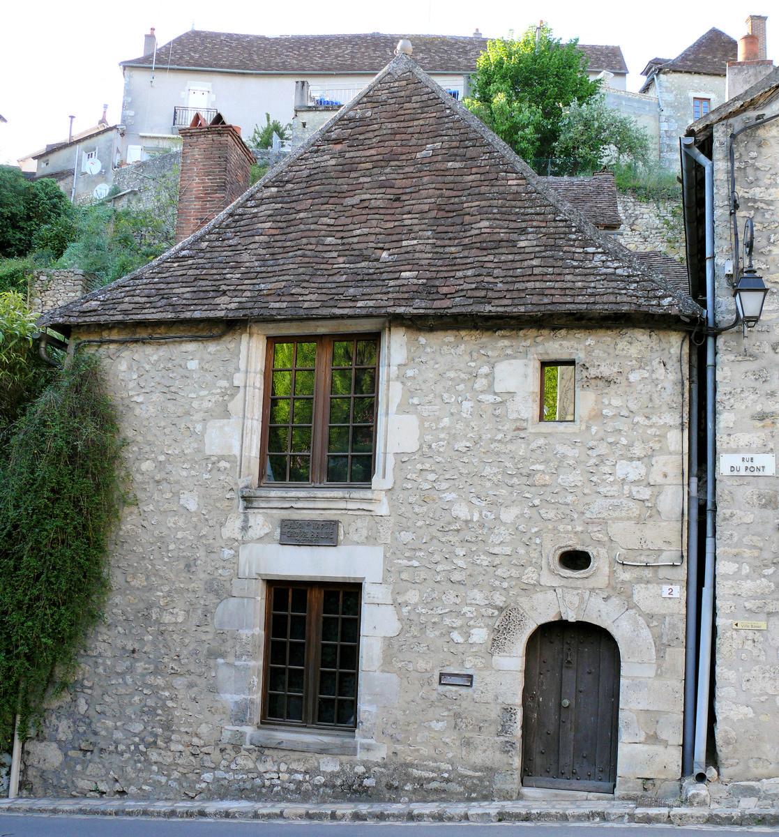 Maison natale du cardinal Jean Balue