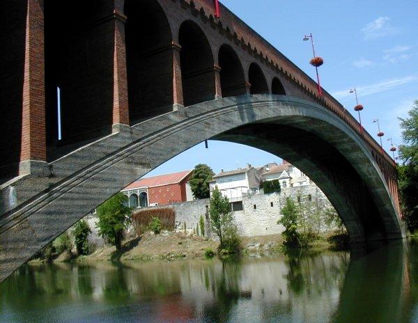 Pont-Neuf, Villeneuve-sur-Lot.
