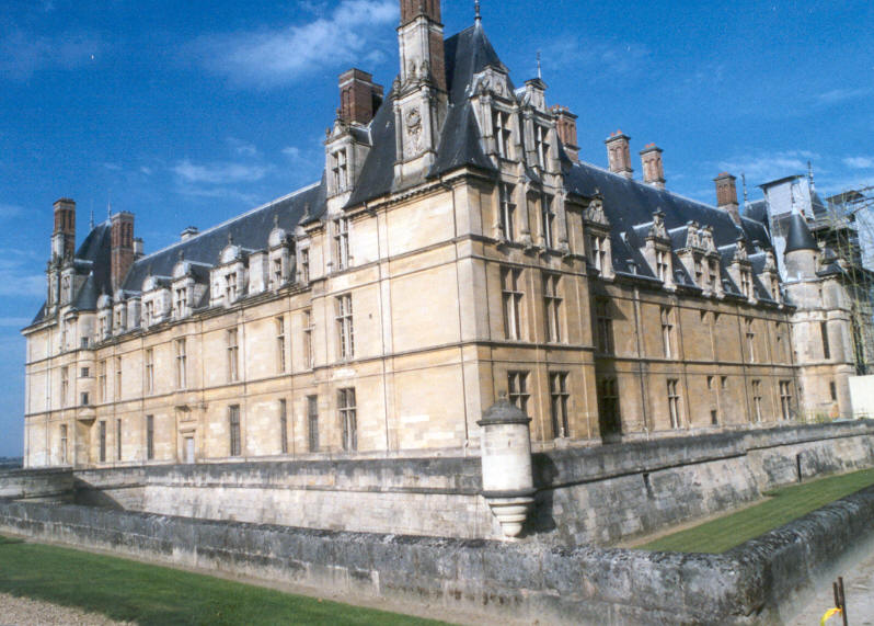 Le château d'Ecouen