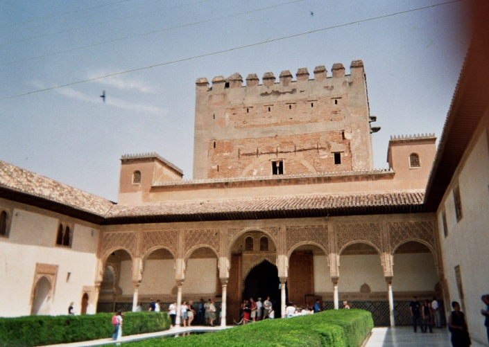 Palace of the Lions (Granada)