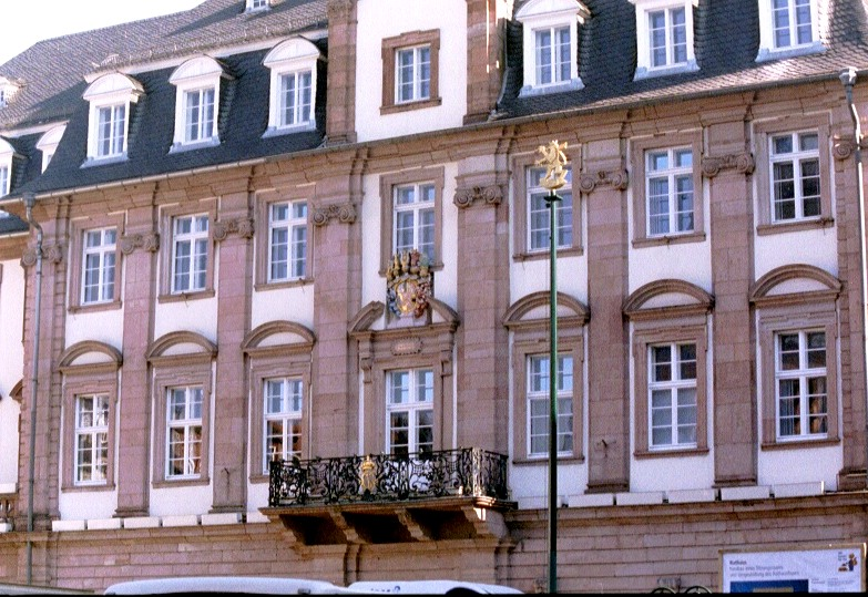 Rathaus, Heidelberg