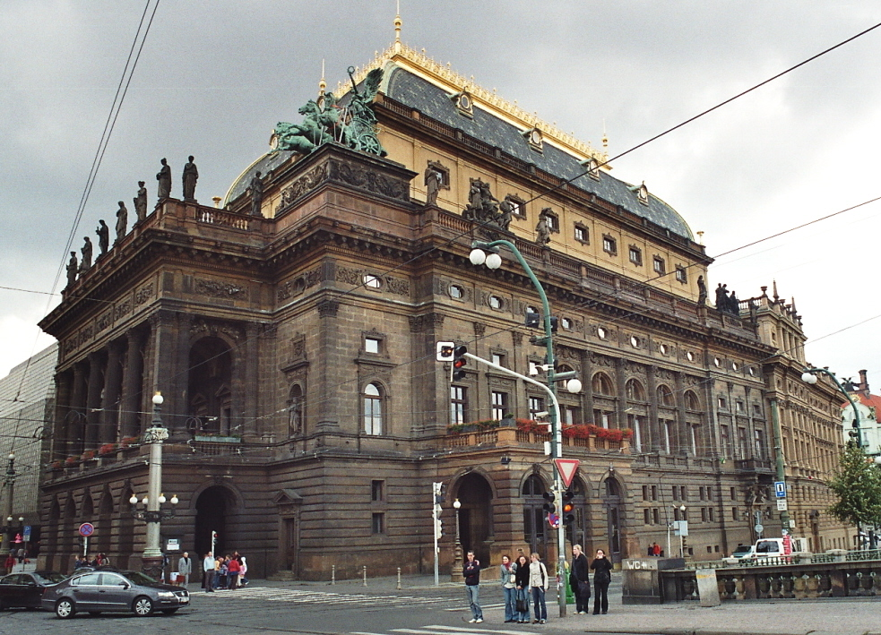 National Theater at Prague