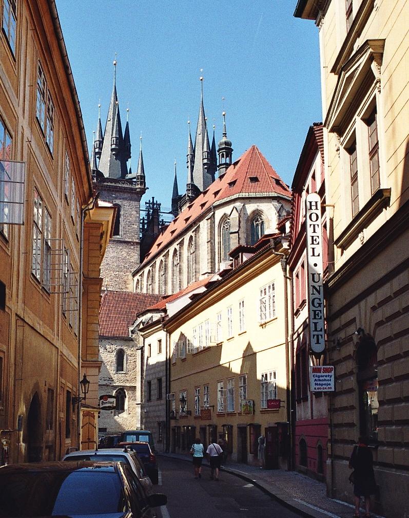 Kostel Panny Marie pred Týnem (Prag)