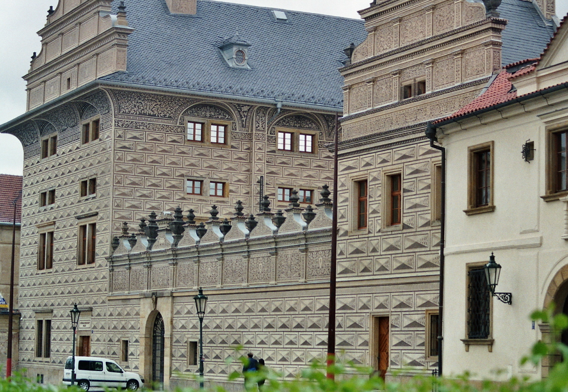 Prague - Schwarzenberg Palace