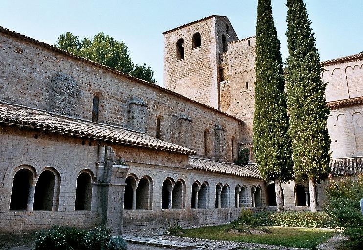 Abtei Gellone (Saint-Guilhem-le-Désert)