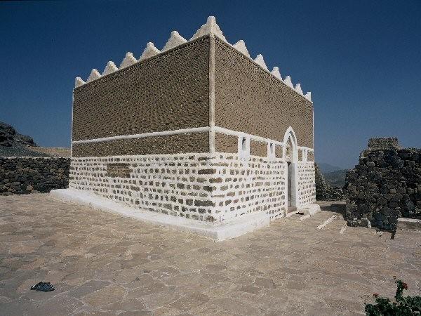 Al-Abbas Mosque, Asnaf, Yemen.