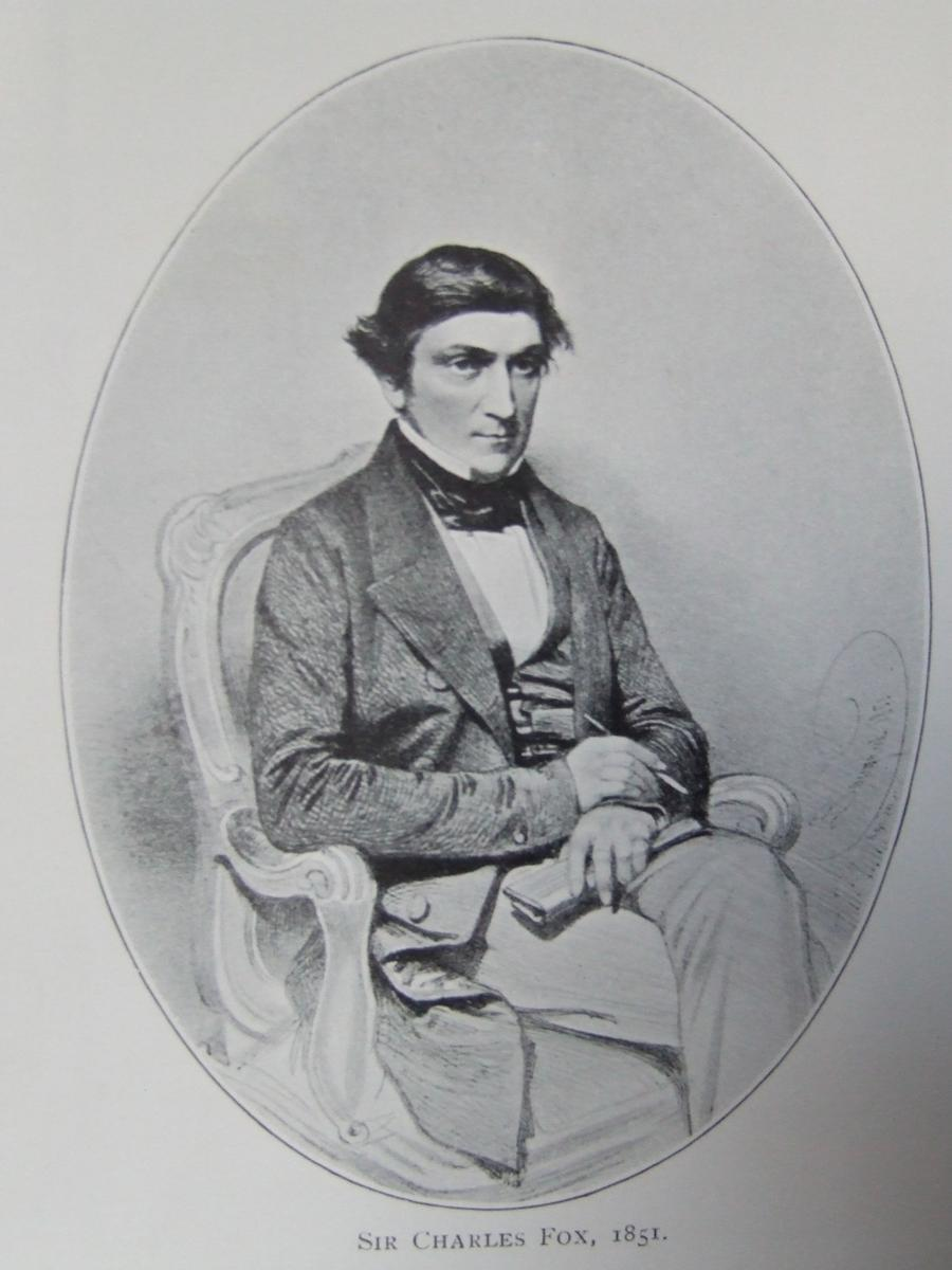 Sir Charles Fox