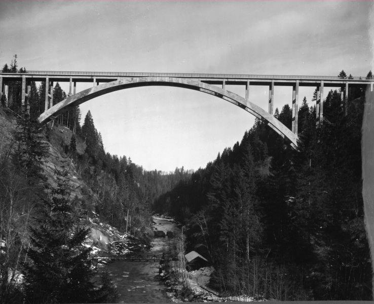 Echelsbach Bridge