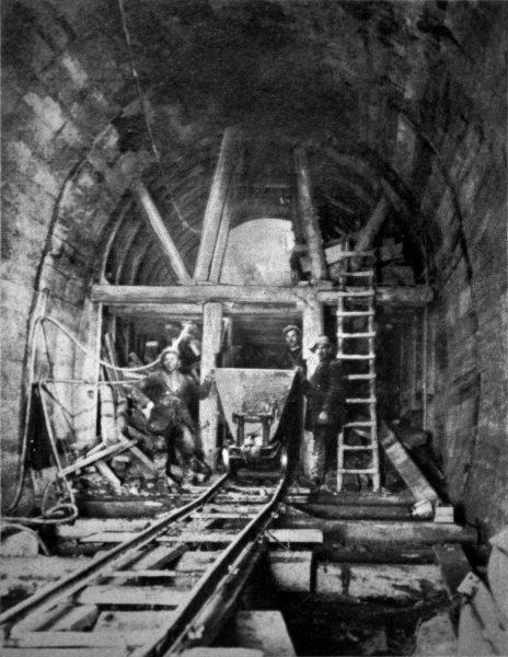 Bayerische Zugspitzbahn – Zugspitze Tunnel