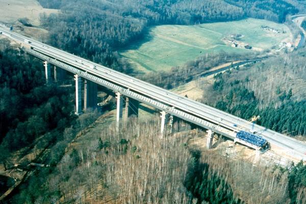 Talbrücke Siebenlehn
