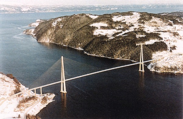 Skarnsundet Bridge