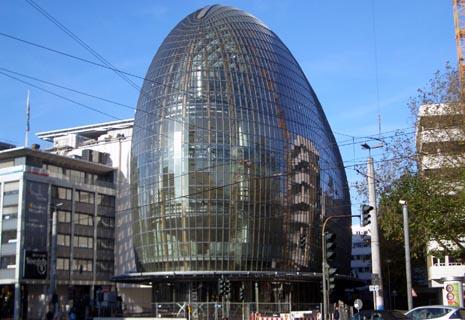 Peek & Cloppenburg Weltstadthaus, Cologne