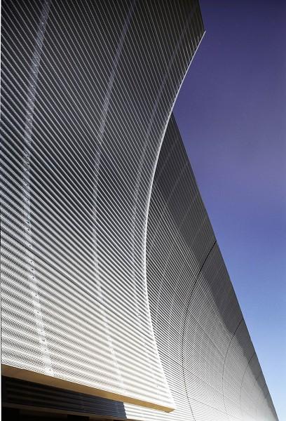 Freimann noise reduction barrier
