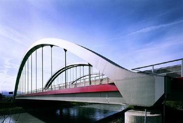 Pont sur la Tiroler Ache