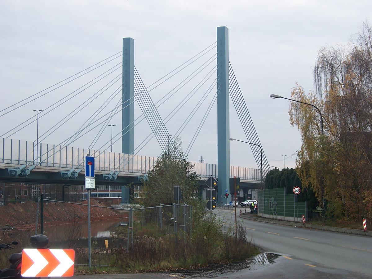 Bremen Neustadt Bridge Bremen 2007 Structurae