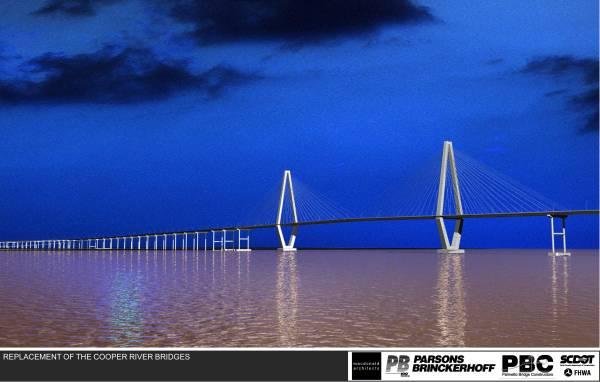 Replacement Bridge of the Cooper River Bridges
