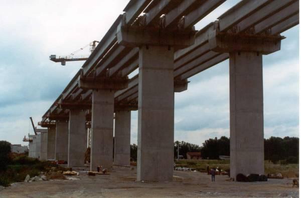 Dreznik Viaduct.