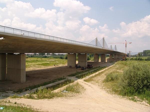 Domovinski Bridge, Zagreb