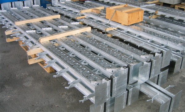 Storage of several RB Expansion Joints