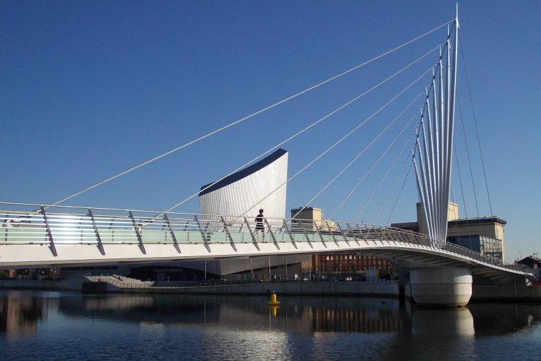 MediaCity Footbridge