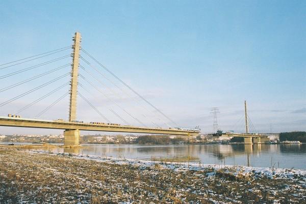 New Plock Bridge.