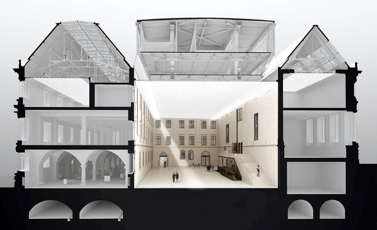 """Das neue Albertinum: eine """"Arche"""" für die Kunst"""
