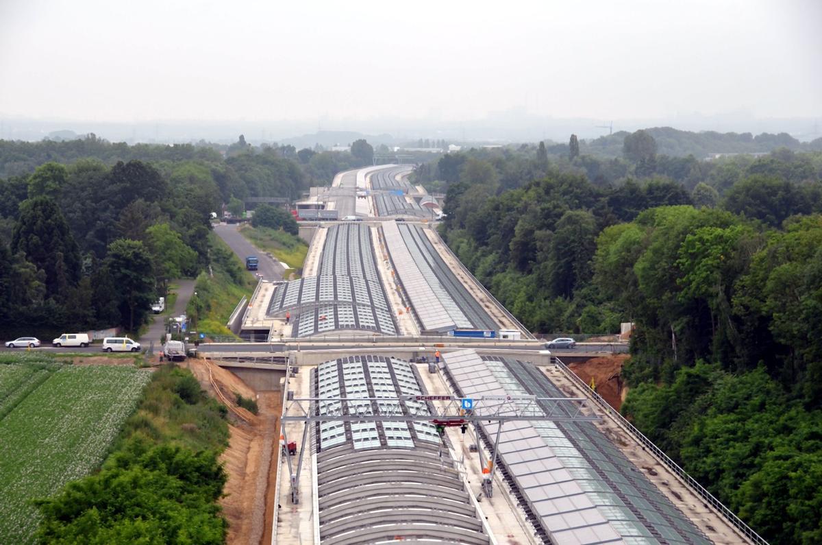 A 1 Motorway (Germany)
