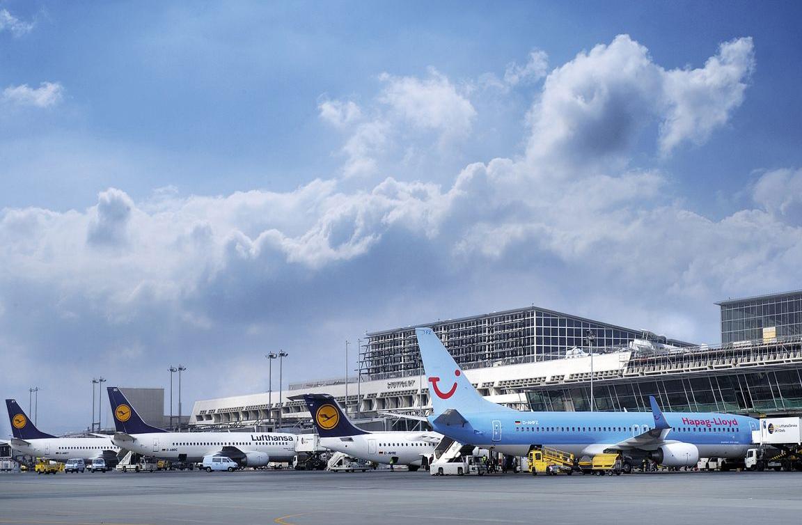 Der Flughafen Stuttgart – Drehscheibe für die Wirtschaftsregion