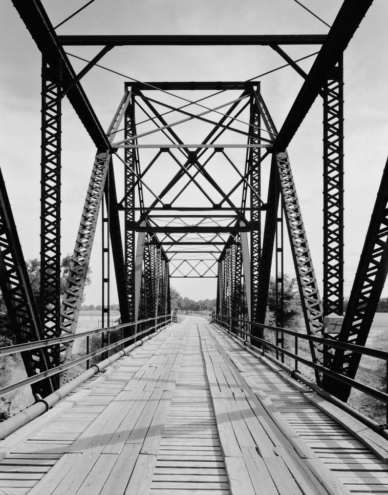 Judsonia Bridge, Arkansas
