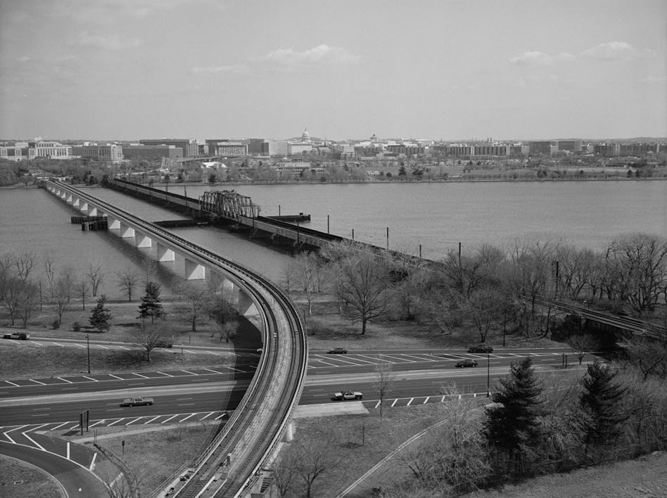 Long Bridge, Washington, District of Columbia(HAER DC,WASH,585-3)