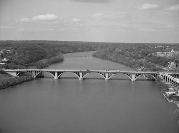 Francis Scott Key Bridge, Washington, DC.(HAER, DC,WASH,583-2)