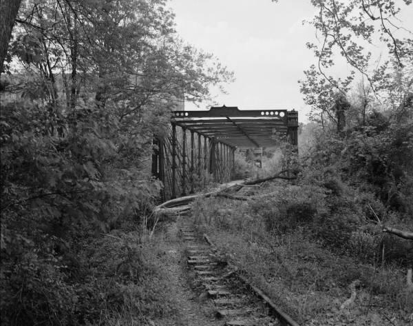 Bollman Truss Bridge. (HAER, MD,14-SAV,1-;DLC/PP-99:MD-23)