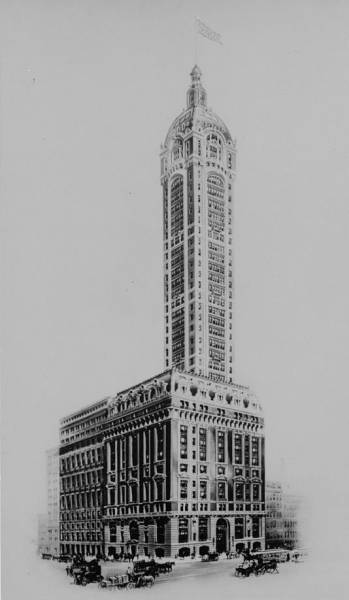 Singer Tower(HABS, NY,31-NEYO,71-20)