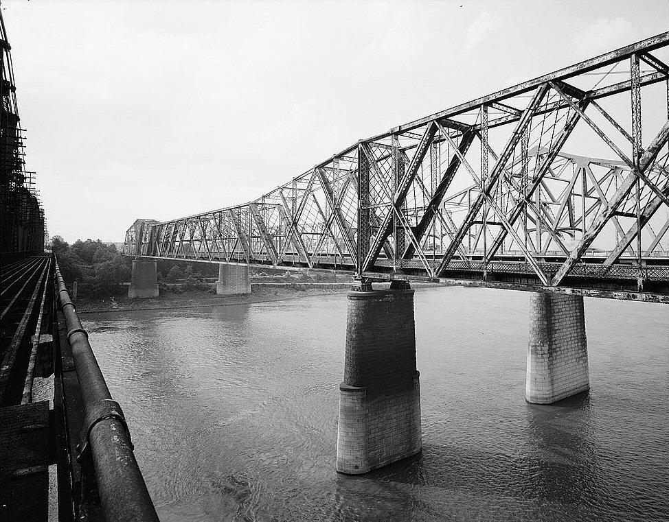 Memphis Bridge, Memphis, Tennessee(HAER, TENN,79-MEMPH,19-7)