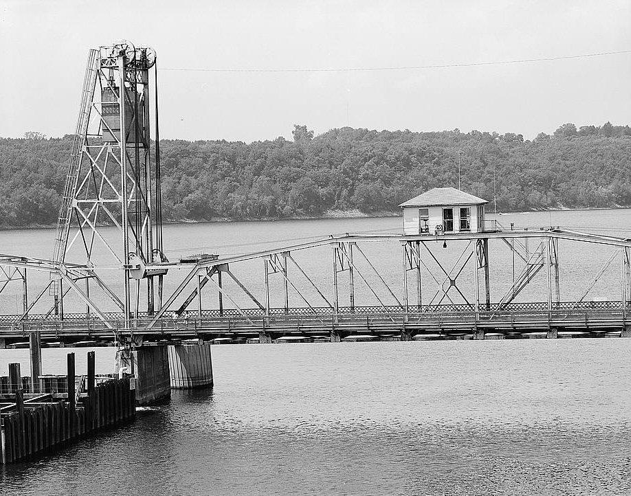Prescott Bridge, Prescott, Wisconsin(HAER WIS,47-PRES.V,1-21)