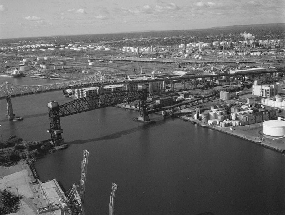 Goethals Bridge, New York / New JerseyHAER, NY,43-___,2-3