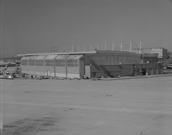 Philadelphia International AirportTWA Maintenance Hangar(HAER, PA,51-PHILA,713-2)