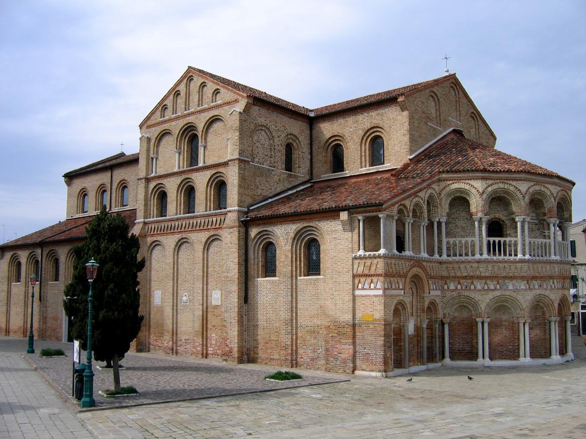 Santa Maria e San Donato(photographe: Jérémie • JB)