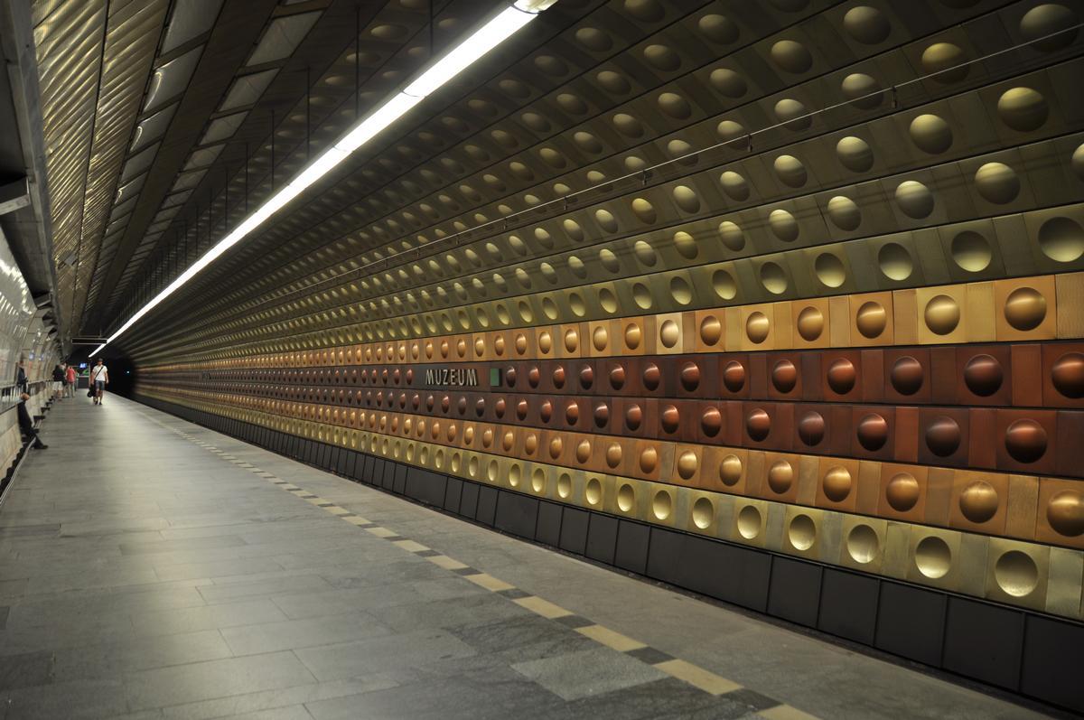 Muzeum Metro Station