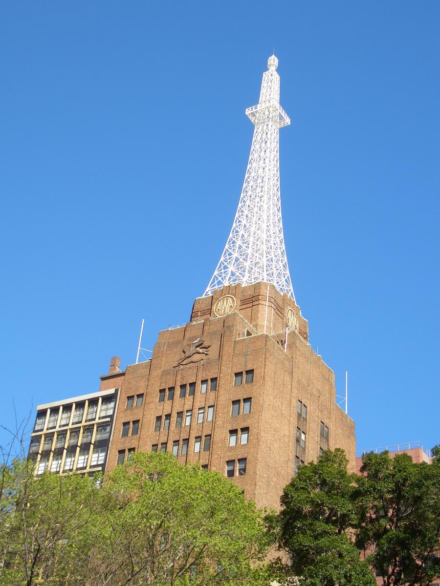 Sydney - AWA Tower(photographer: J Bar)