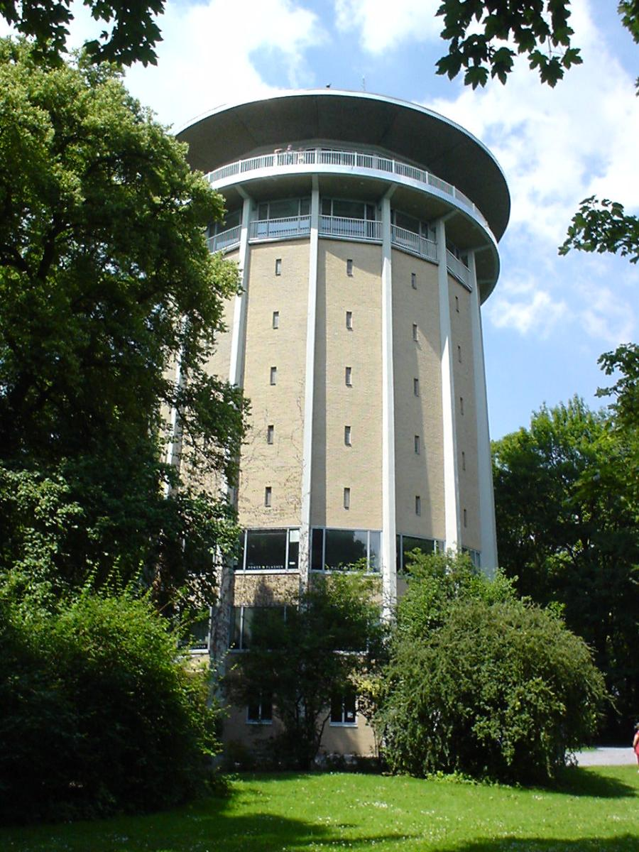 Belvedere Water Tower