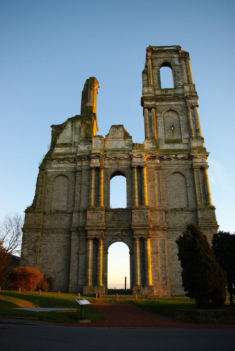 Abbaye du mont Saint-Éloi