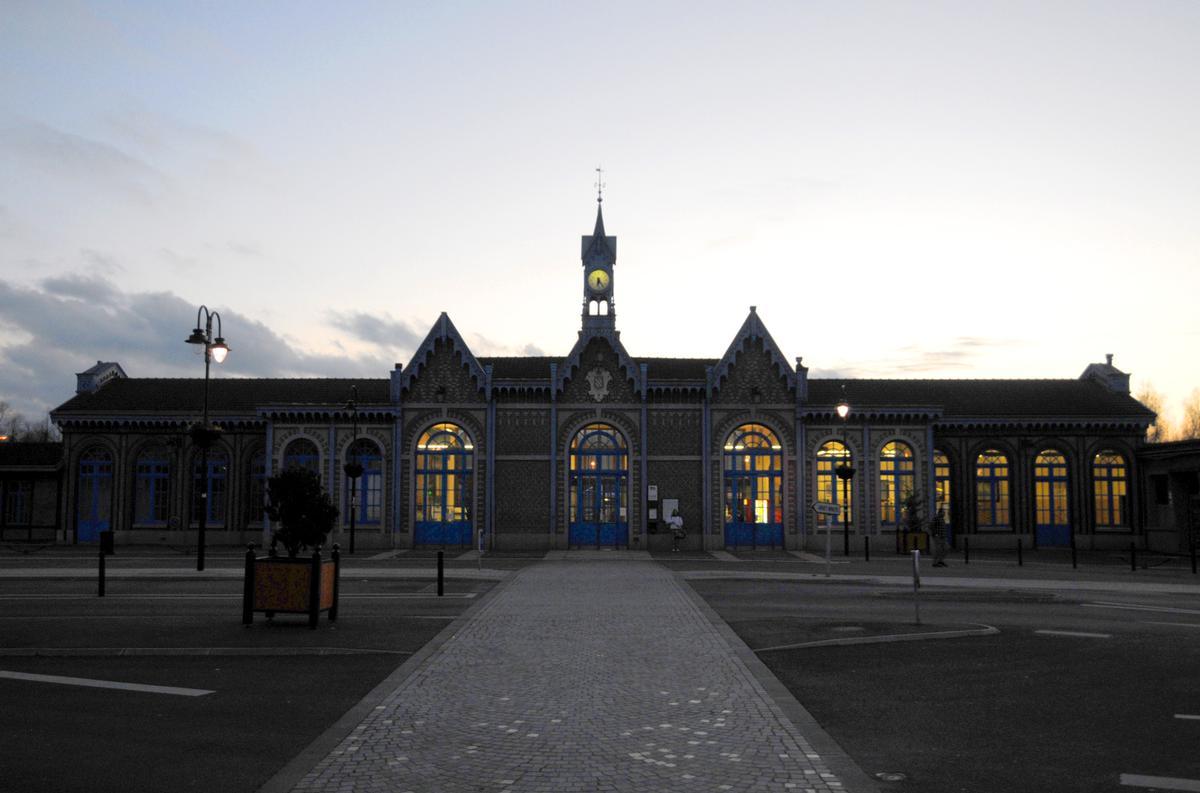 Bahnhof Abbeville