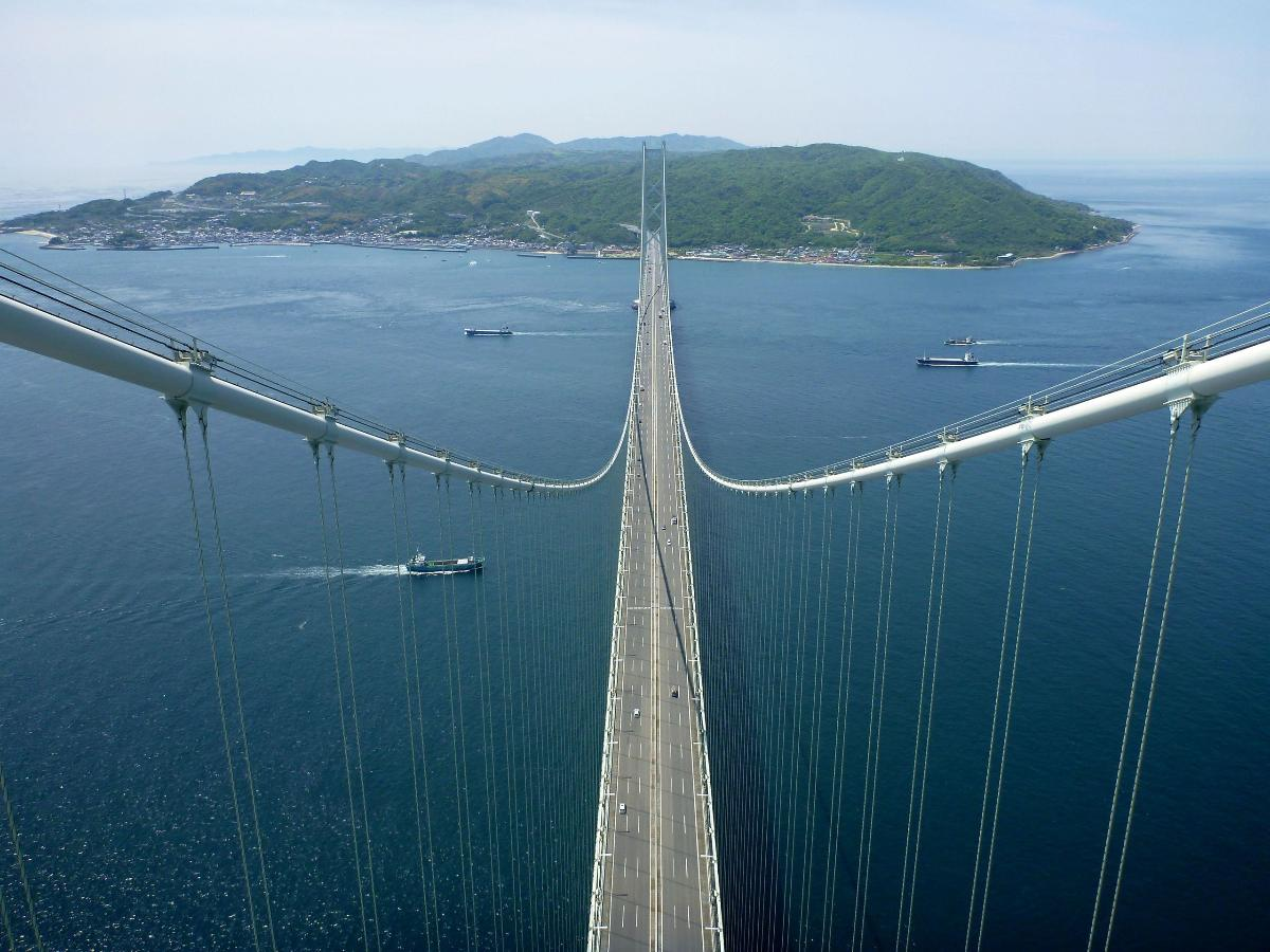 Pont du détroit d'Akashi
