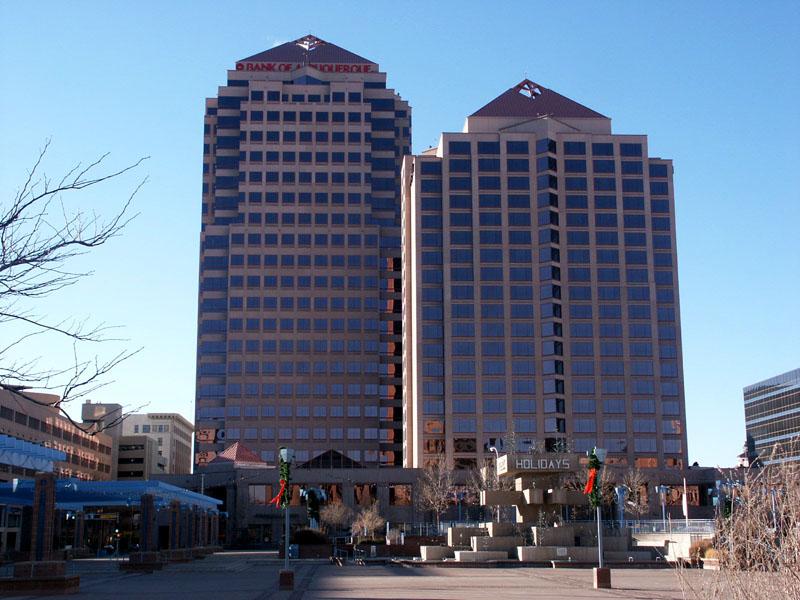 Albuquerque Plaza & Hyatt Regency Albuquerque