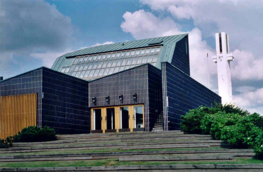 Seinäjoki City Hall (Seinäjoki, 1962) | Structurae