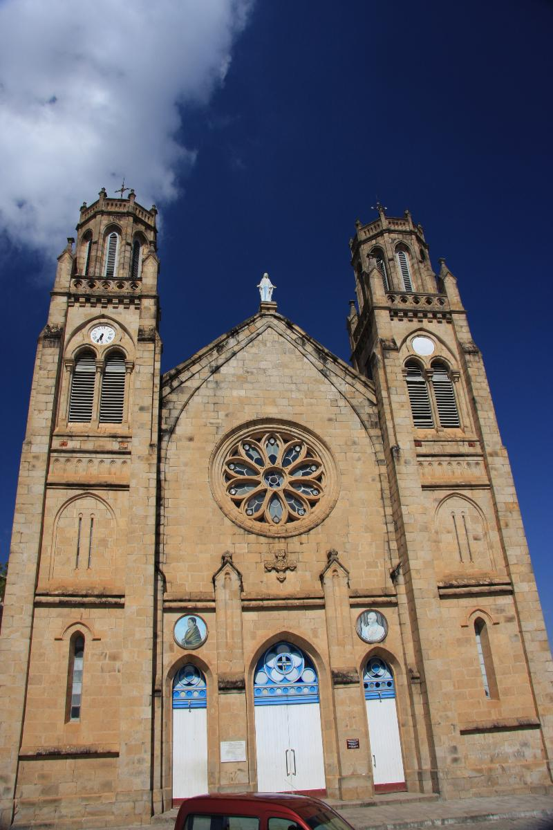 Andohalo Roman-Catholic Cathedral