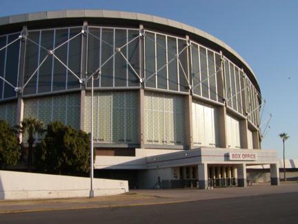 Arizona Veterans Memorial Coliseum - Phoenix