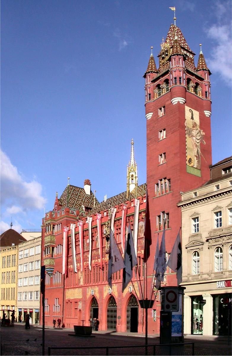Basel City Hall