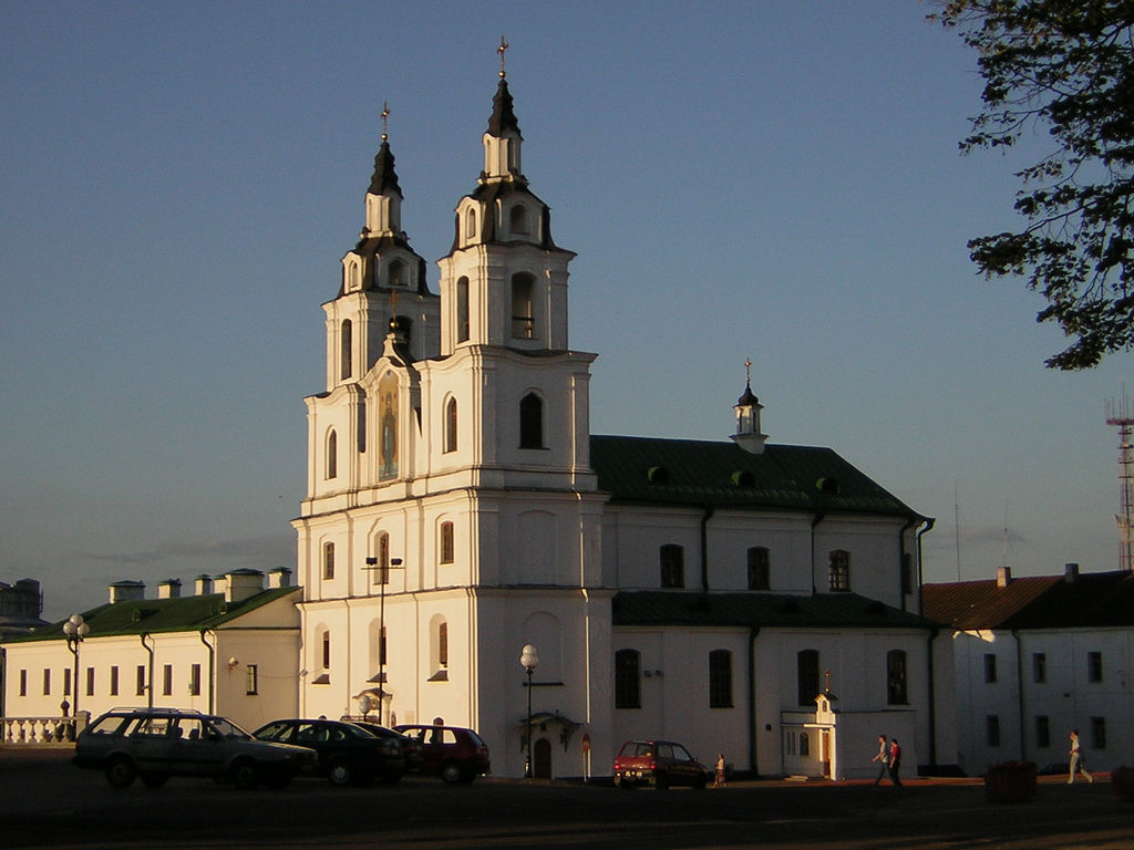 Orthodox Cathedral of the Holy Spirit(photographer: Ihar (Flickr))